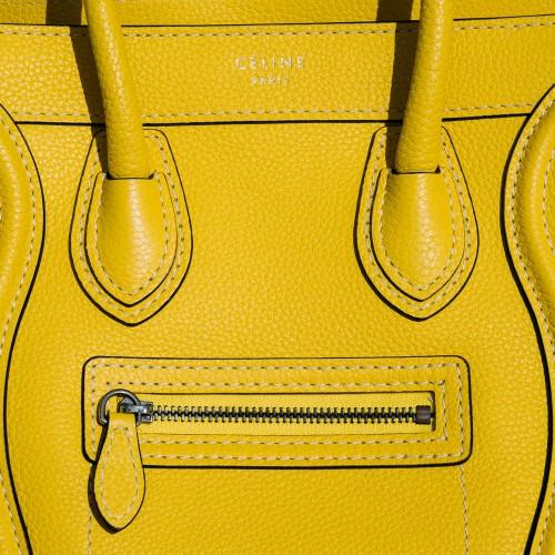 Purseonal: Céline Nano Luggage Review (8)