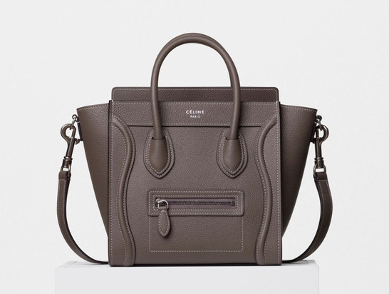 Celine-Nano-Luggage-Tote-Grey-2700