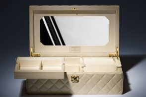 You Can Now Guard Your Baubles and Decorate Your Vanity with a Chanel Jewelry Box