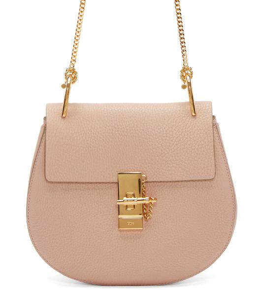 Chloe-Drew-Bag-Blush-Leather