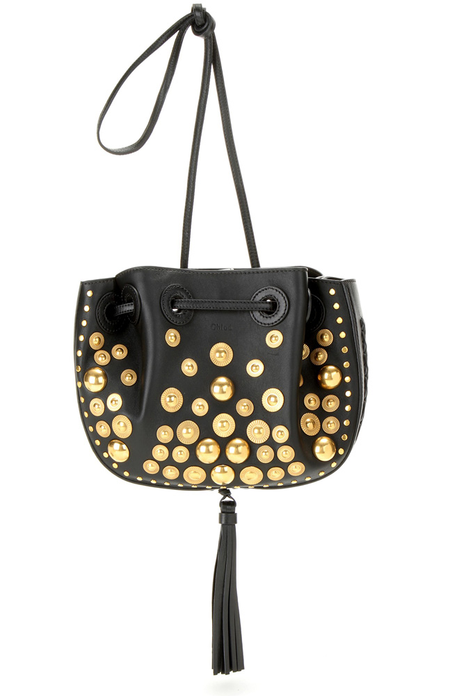 Chloe-Inez-Studded-Bag