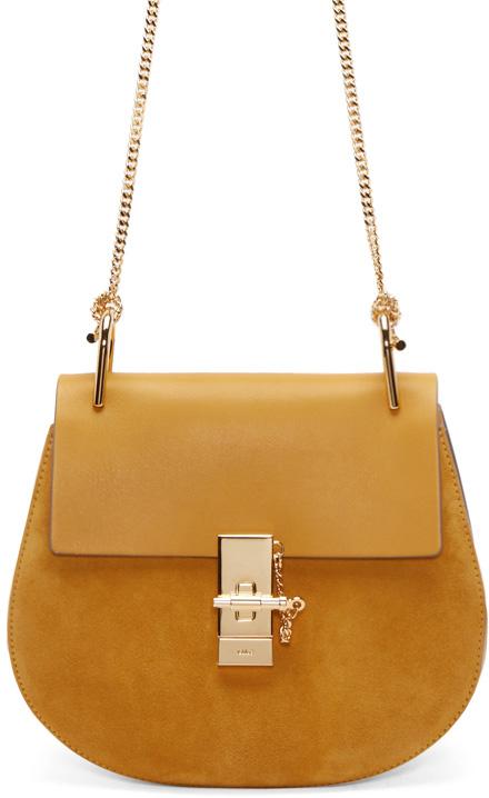 Chloe-Suede-Drew-Bag