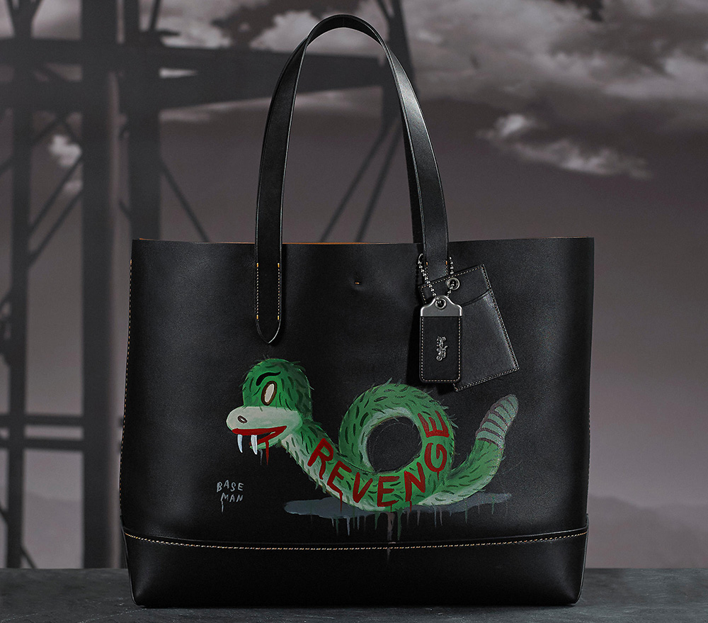 d0d6ea610c You Can Now Shop Limited Edition Bags Straight from Coach s London ...