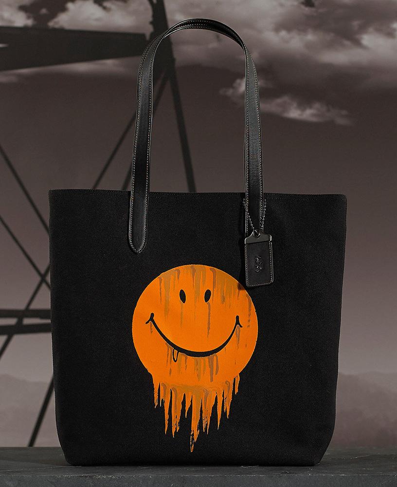 Coach-Baseman-Printed-Tote-Smiley
