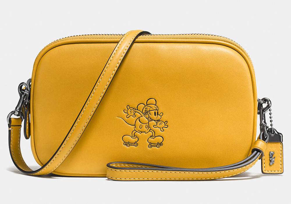 bb303a698588 Coach Debuts New Collection With Disney