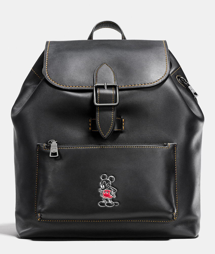Disney-x-Coach-Mickey-Rainger-Backpack