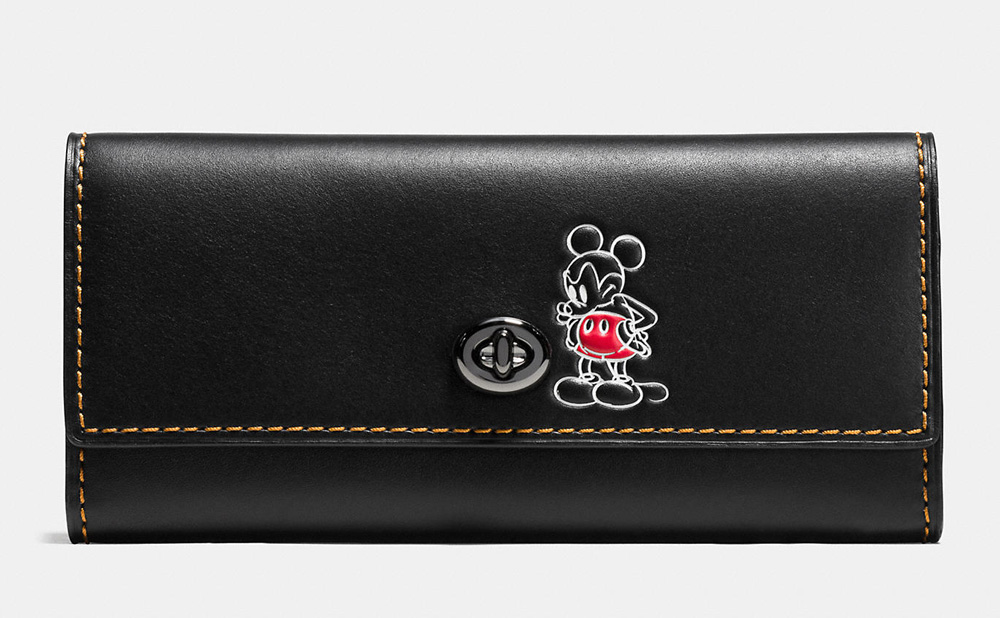 Disney-x-Coach-Mickey-Turnlock-Wallet