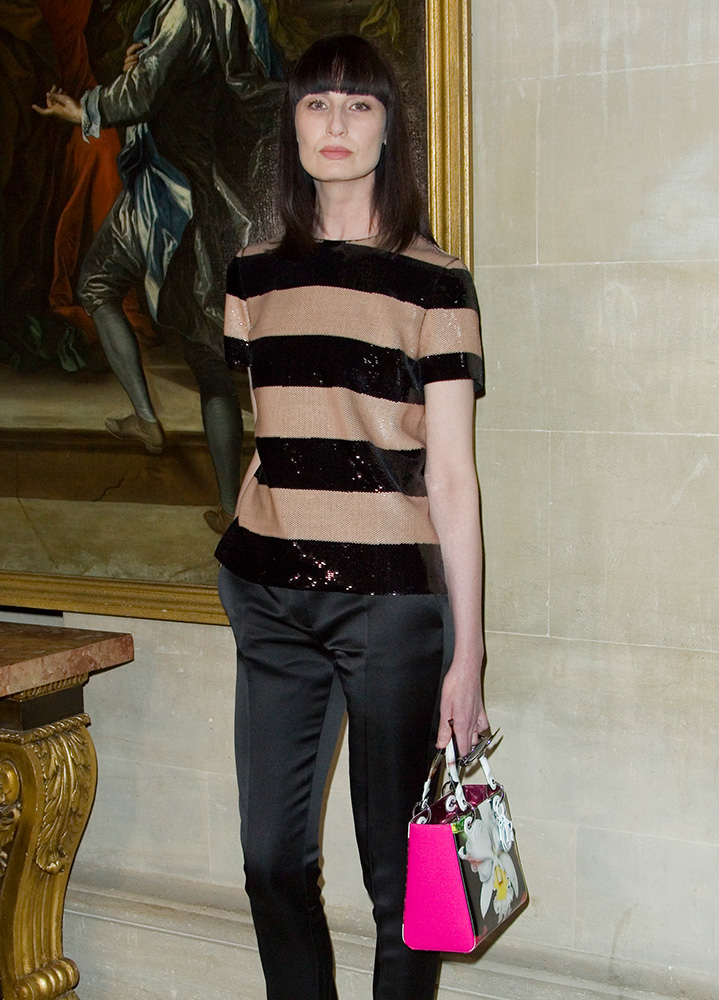 Erin-OConnor-Dior-Lady-Dior-Bag
