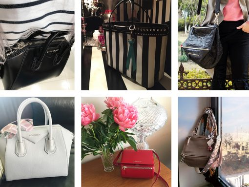 In Action: All the Ways our PurseForum Members Show Off Their Givenchy Bags