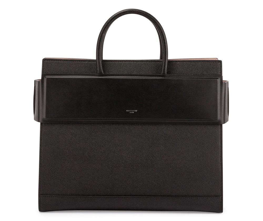 Givenchy-Medium-Horizon-Bag-Black