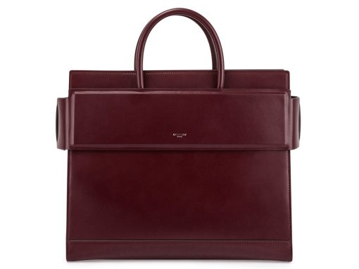 Givenchy-Medium-Horizon-Bag-Burgundy