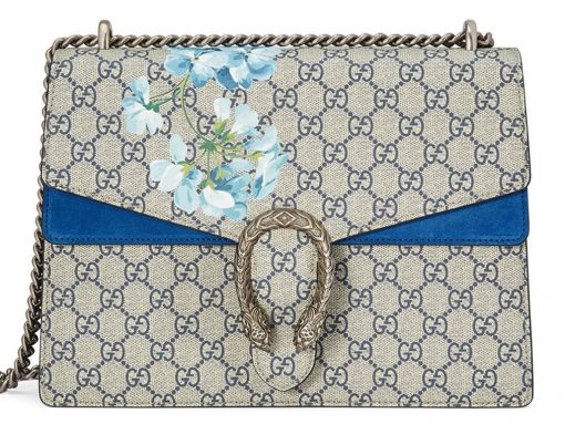 Gucci Dionysus GG Blooms Medium Shoulder Bag