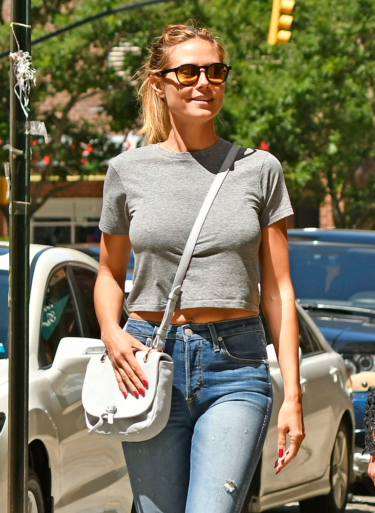 Last Week Celebs Shopped Grabbed Coffee And Made