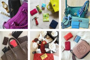 You Showed Us What's In Your Bags on Instagram and Here are the Best Results