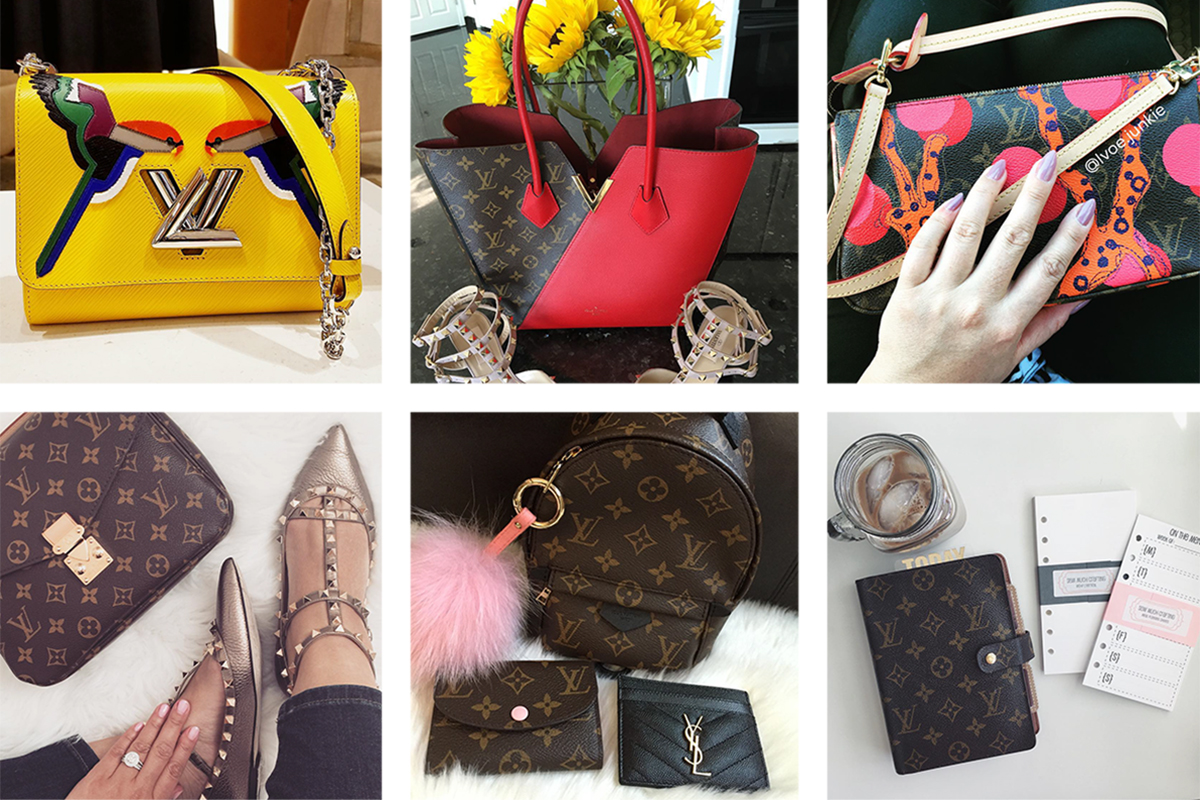 The More Monogram Better Best Louis Vuitton Bags We Found This Week On Instagram Purseblog