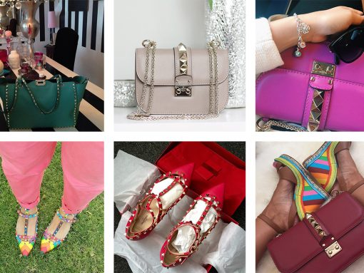 Valentino In Action: Check Out Our PurseForum Members' Beautiful Bags and Shoes