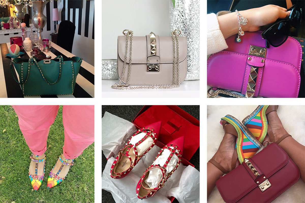 de25dcbfdfd Valentino In Action: Check Out Our PurseForum Members' Beautiful ...