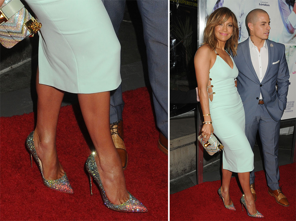 Jennifer-Lopez-Christian-Louboutin-So-Kate-Strass-Pumps