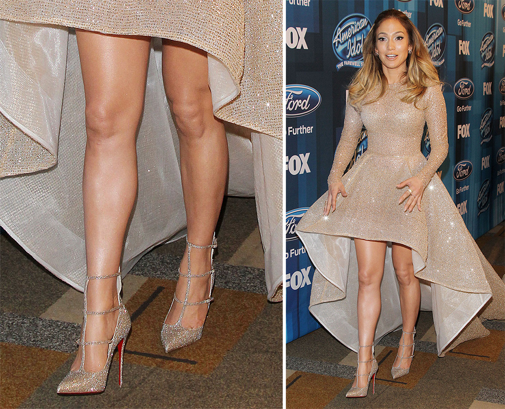 Jennifer-Lopez-Christian-Louboutin-Toerless-Muse-Glitter-Pumps