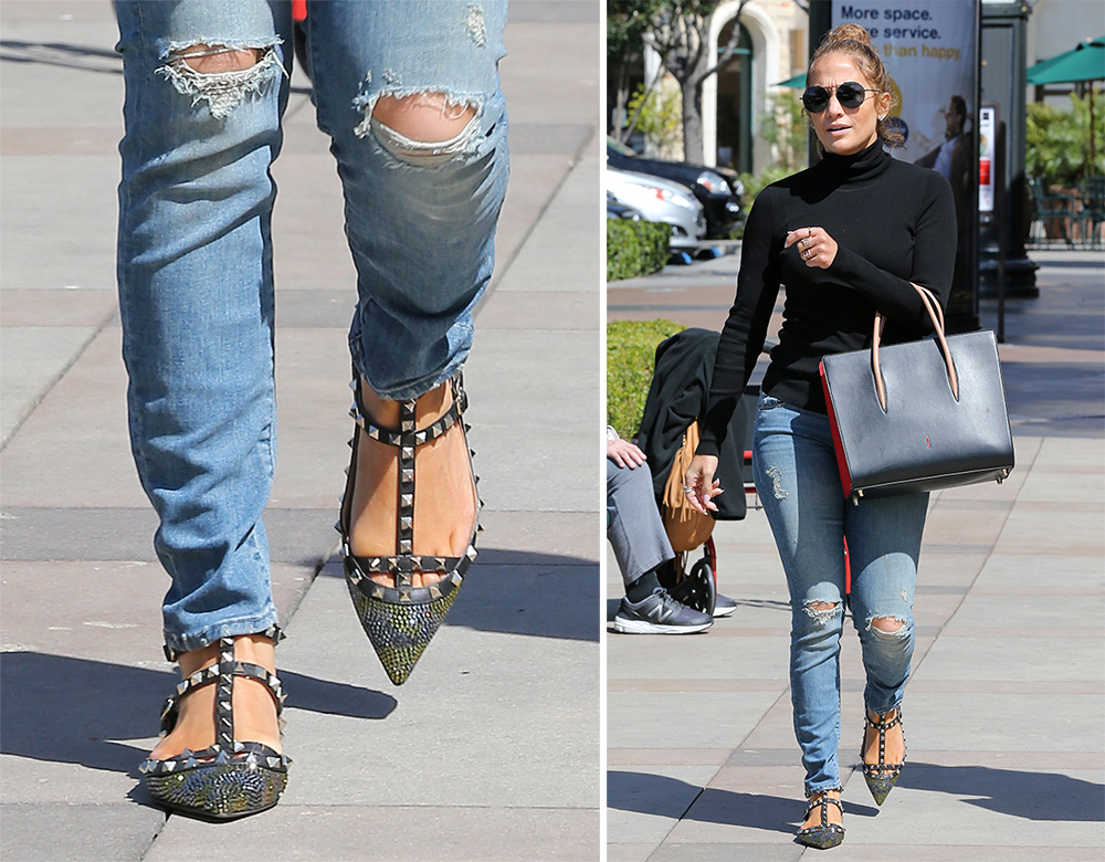 Jennifer Lopez S Designer Shoe Collection Is The Stuff