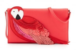 Bag of the Week: Kate Spade Parrot Cali Crossbody Bag
