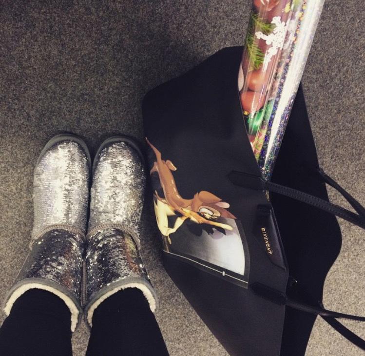 tPF Member: KathSummers Bag: Givenchy Antigona Large Shopping Tote Shop: $1,290 via Neiman Marcus