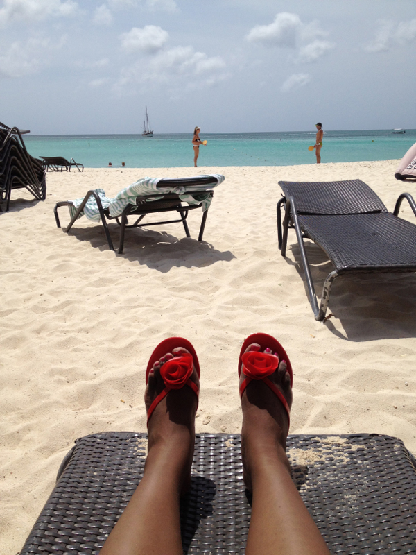 tPF Member: Labellover81 Shoes: Valentino Jelly Rose Flip-Flops Shop: Similar styles via Neiman Marcus