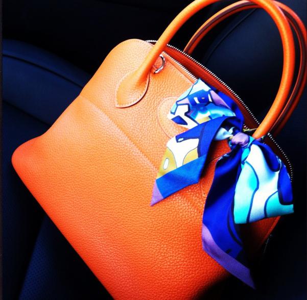 tPF Member: LavenderIce Bag: Hermès Bolide Bag