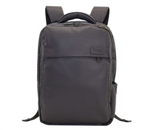 Lipault Black Backpack