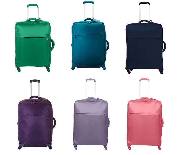 Lipault Plume Spinner Carry On Bags