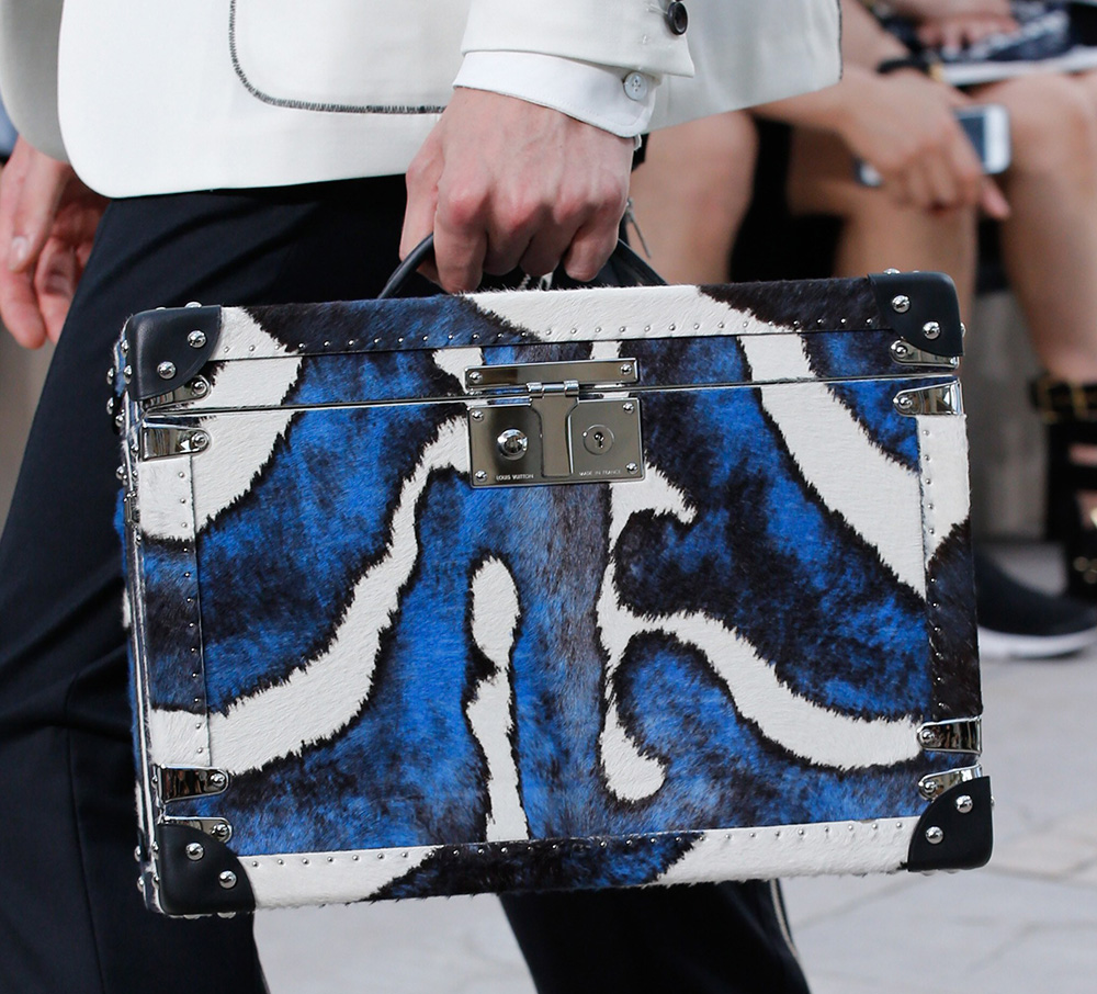 For Spring 2017, Louis Vuitton Took Its Men's Bags on a ...