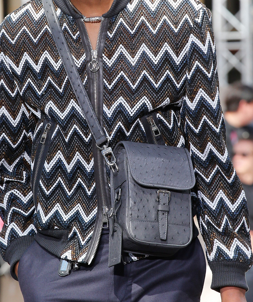 for spring 2017 louis vuitton took its men s bags on a louis vuitton spring 2017 mens bags 9