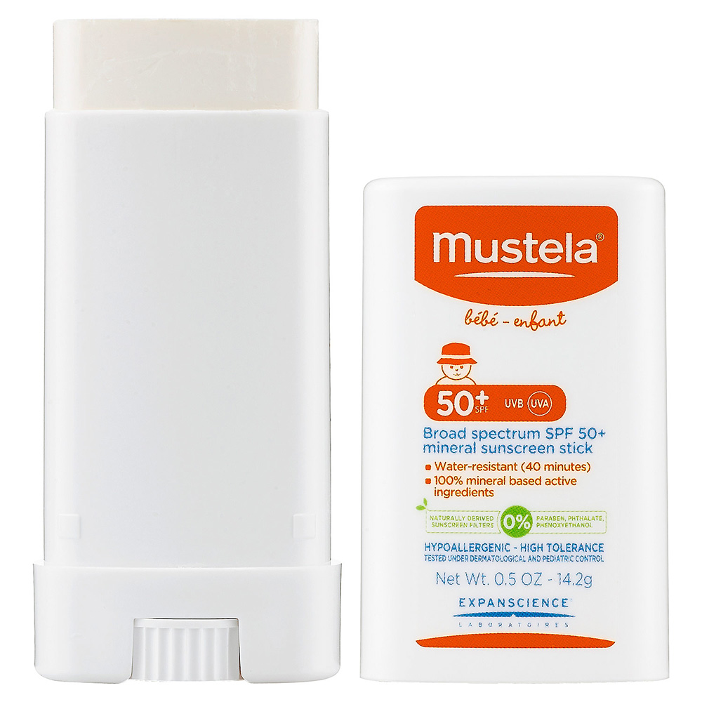 Mustela-Mineral-Sunscreen-Stick-SPF50