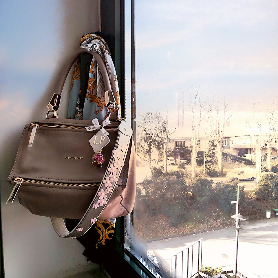 tPF Member: Petherezia Bag: Givenchy Pandora Small Messenger  Shop: $1,790 via Barneys