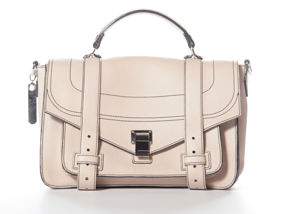 Proenza Schouler Has Revamped The Ps1 In Hopes Of Doubling Accessories S Purseblog