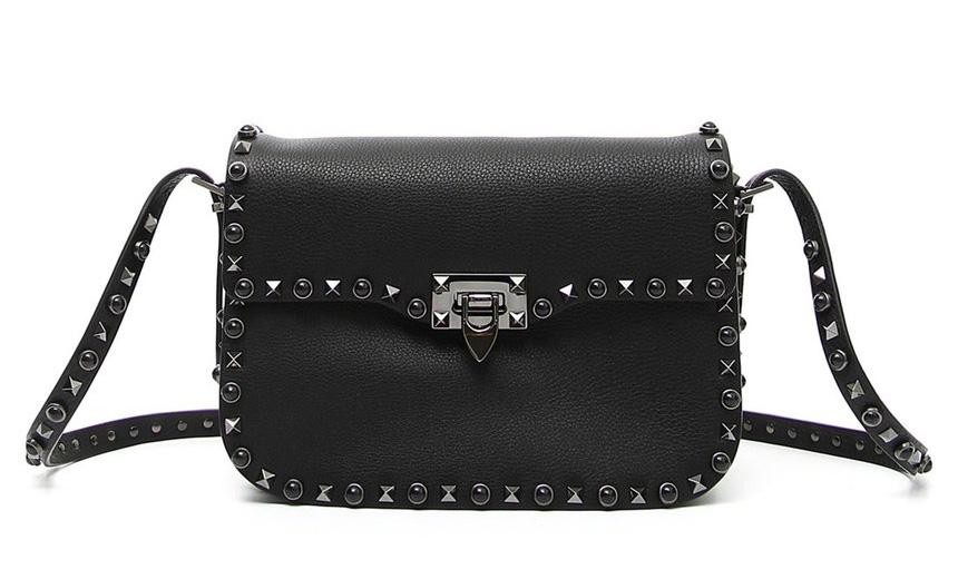 Valentino-Rockstud-Noir-Shoulder-Bag
