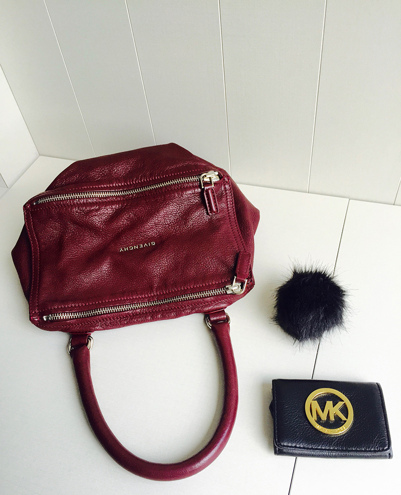 tPF Member: bagxgirl Bag: Givenchy Pepe Pandora Mini Messenger Shop: $1,150 via Barneys