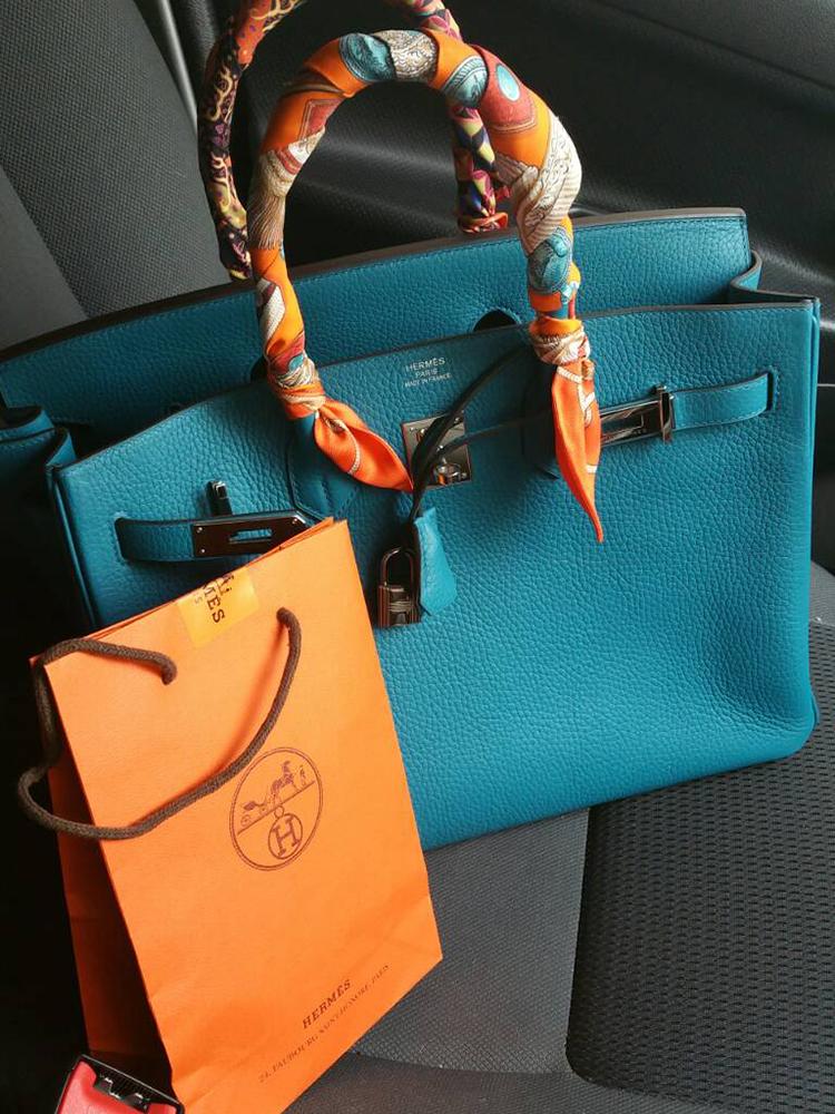 tPF Member: Chubbyshopper Bag: Hermès Birkin