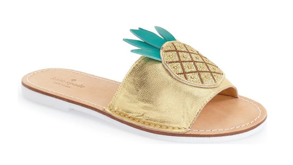 kate spade new york ibis slide sandal