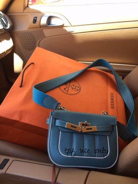 tPF Member: Tonkamama Bag: Hermès Berline Bag
