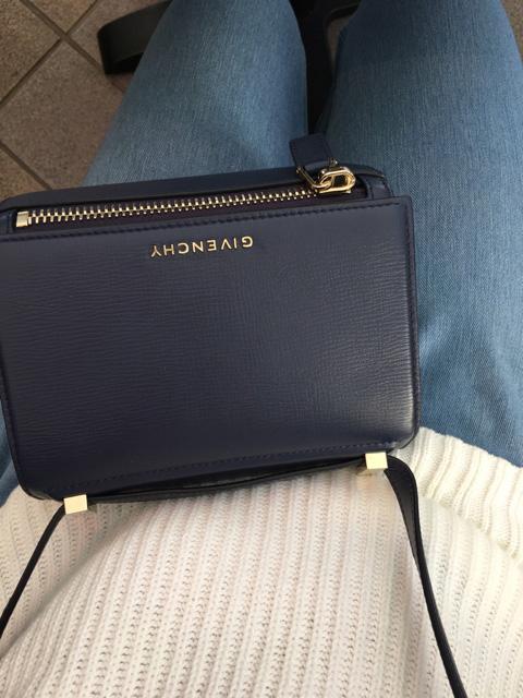 a9e64882e4d8 tPF Member  Yinnie Bag  Givenchy Pandora Box Mini Chain Shoulder Bag Shop    1