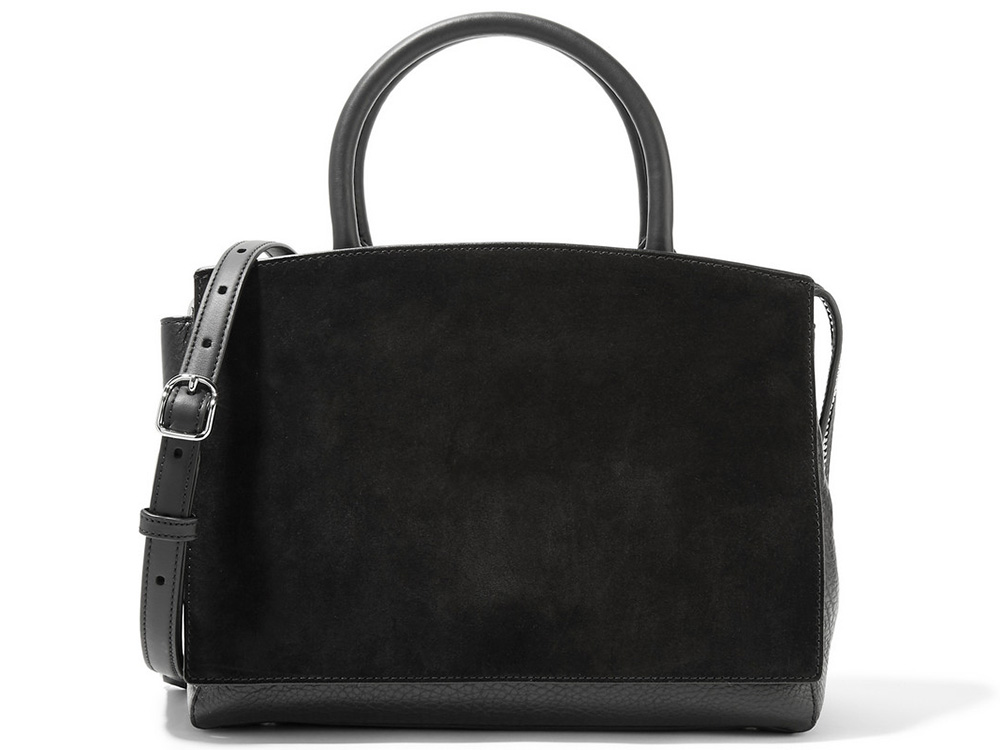 4e475e62769f69 24 New, Seasonless Black Bags for the Practical Accessories Lovers Among Us
