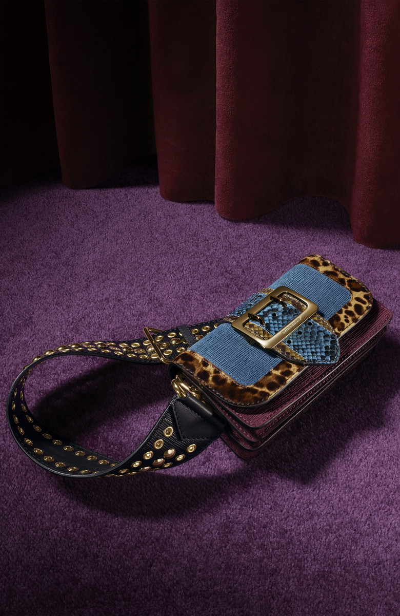 Burberry Patchwork Bag 2