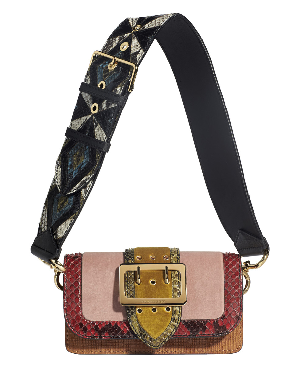 Burberry Patchwork Bag 3