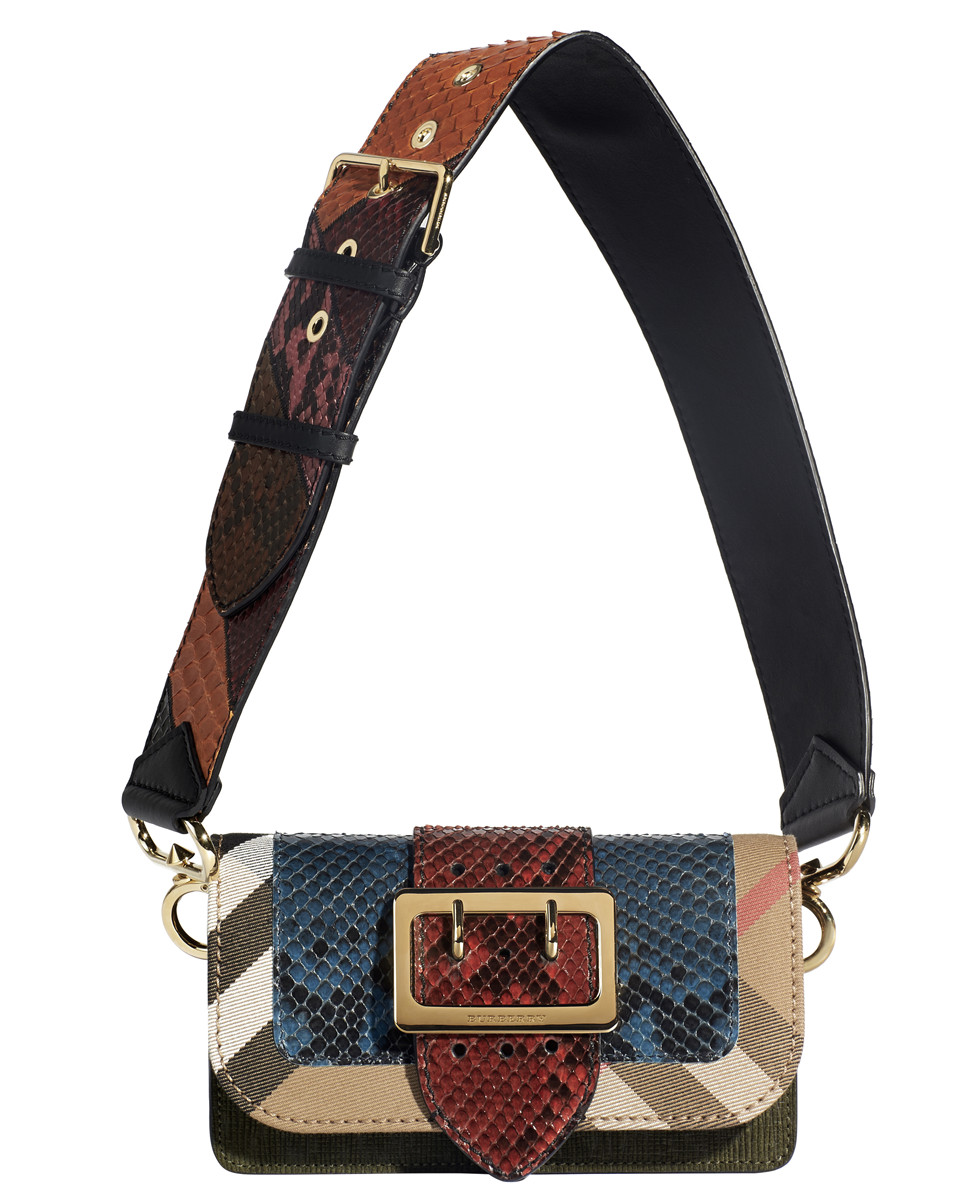 Burberry Patchwork Bag 4