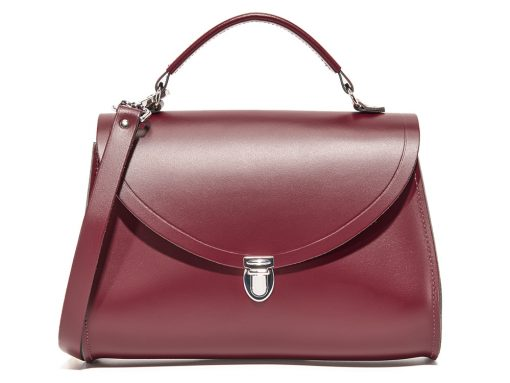 Best Bet: The Cambridge Satchel Poppy Top Handle is the Best Bag Under $200