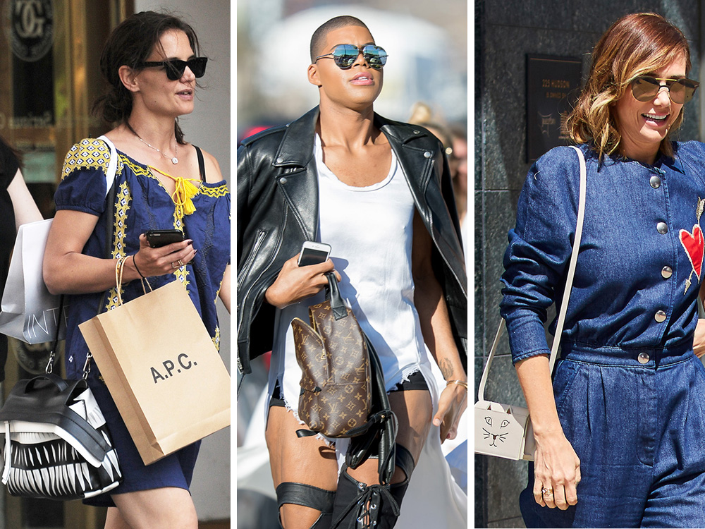 Celebs Do Their Best to Get By with an Assist from Chloé 01190aa3359e7