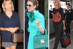 Last Week, Celebs Flaunted Their Designer Handbags and Significant Others Across the Globe