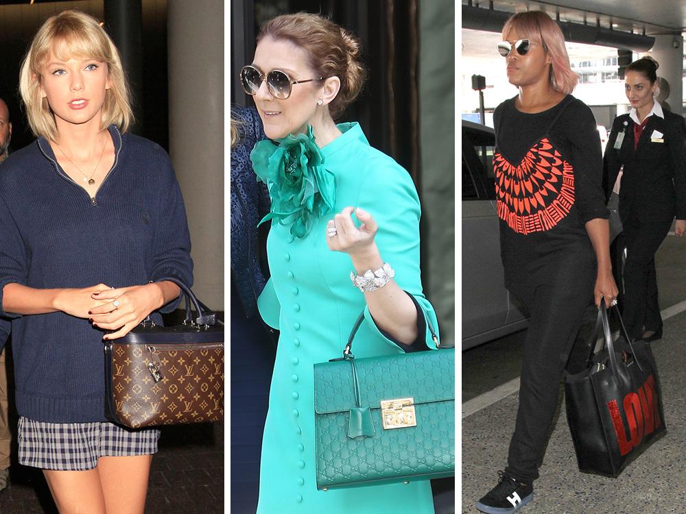 Handbagmadness: Celebrities and their Handbags