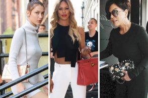 Last Week, Celebs Shopped, Grabbed Coffee and Made Appearances with Hermès Bags and More